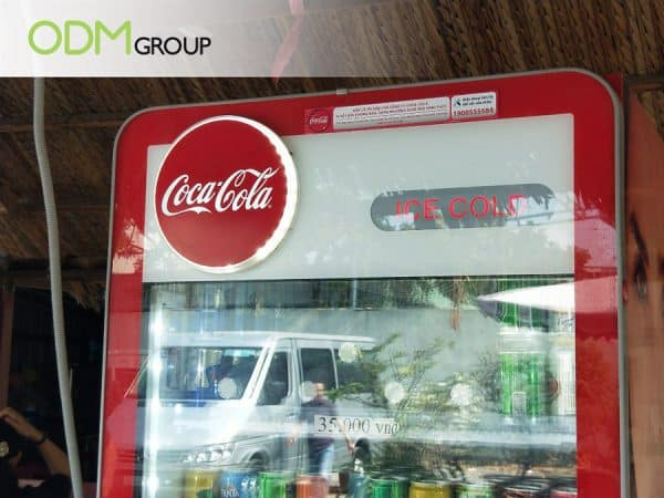 POP Display Manufacturer - Coca Cola's LED Back-lit Signage