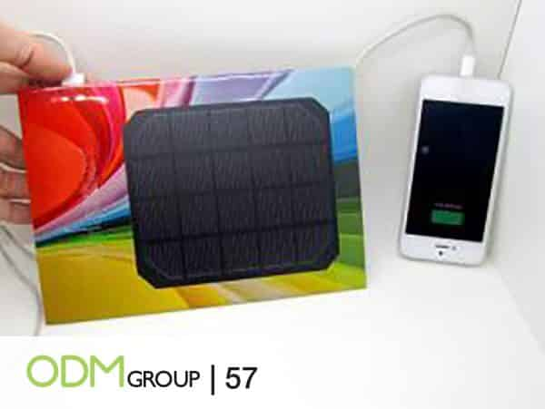 4 Solar Promotional Gifts for Earth Awareness Month