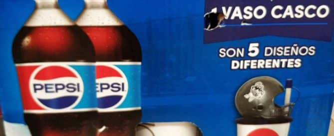 Superbowl Marketing Ideas - Pepsi's Custom Sports Cup