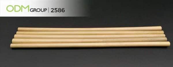 Custom Bamboo Products - Straw