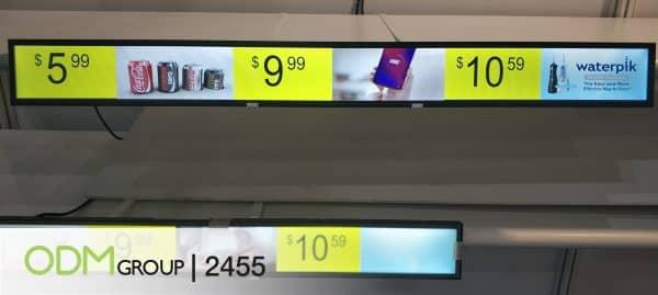 Custom Electronic Display