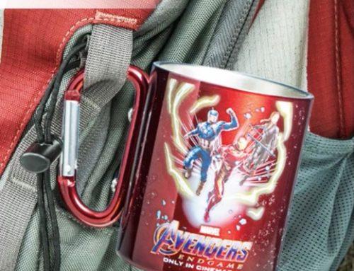 Petron Teams Up With Avengers For A Custom Travel Mug