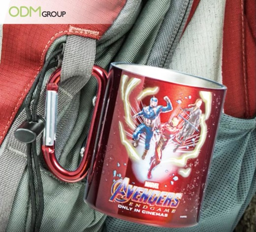 Petron Teams Up With Avengers For A Custom Travel Mug