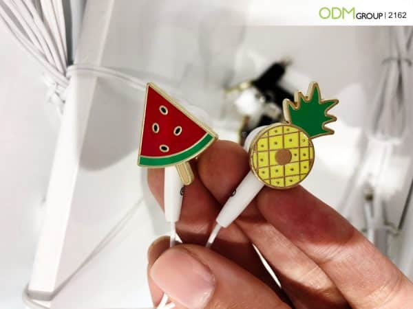 Promotional Music Accessories Chic and Trendy Custom Earphones