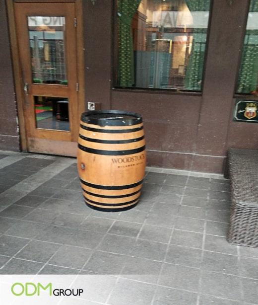 Branded Barrels
