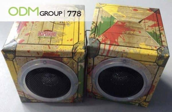 Custom Music Speakers
