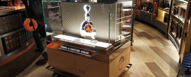 Retail Merchandising Display