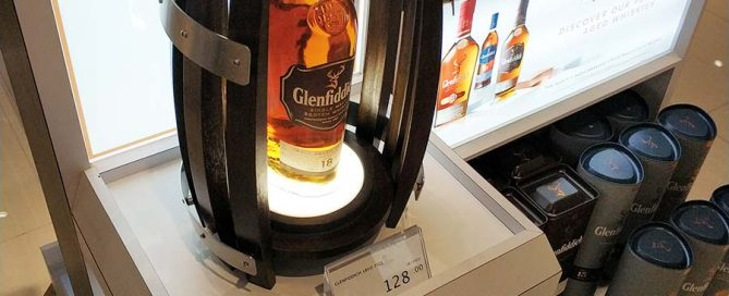 Whiskey Bottle Glorifier