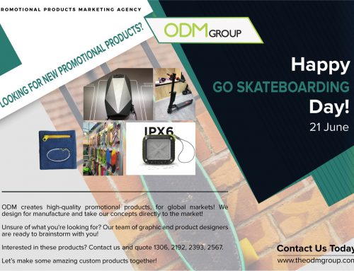 Happy Go Skateboarding Day! Celebrate with Custom Electronic Products!