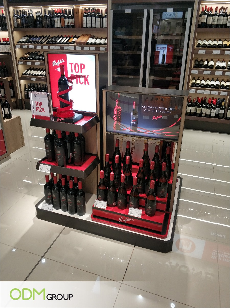 a98fb0cfd Bespoke Product Display- 4 Marketing Hacks We Learned from Penfolds