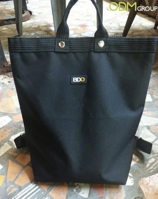 Custom Branded Tote Bag