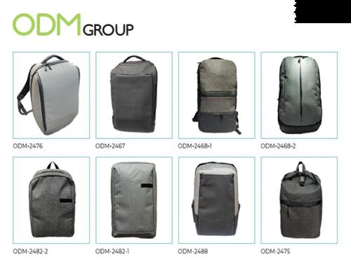 Custom Design Backpacks – 4 Smart Style Options