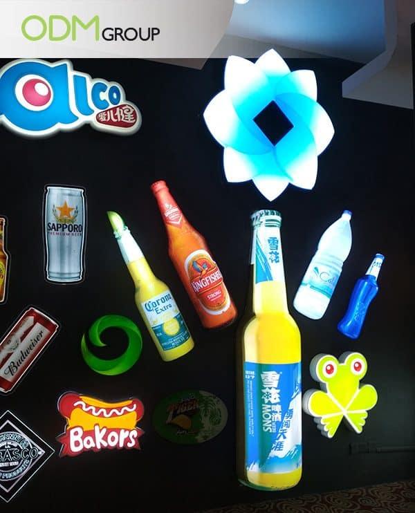 LED Lightbox Display