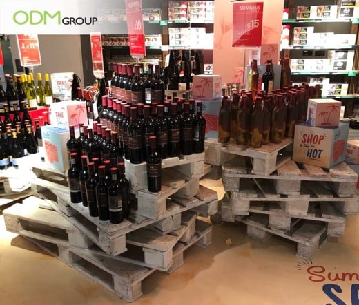 5 Creative Design Ideas for Your Pallet Display – The ODM Group