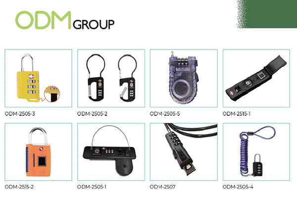 Custom Design Backpacks - Smart Locks