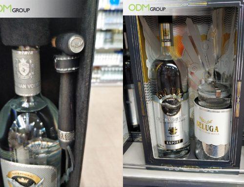 Get Hammered – Marketing Drinks On-Pack for Vodka
