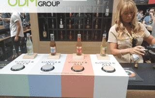 Interactive marketing display