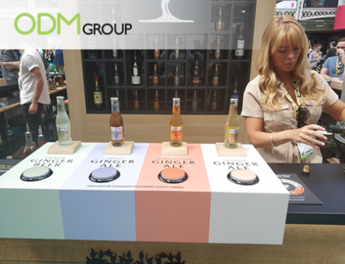 Interactive Marketing Display gives you FEVER…. Tree