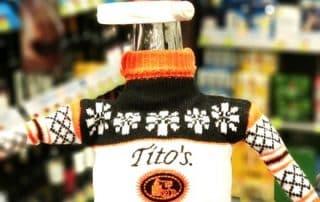 Promotional Bottle Sweater