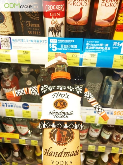 Promotional Bottle Sweater