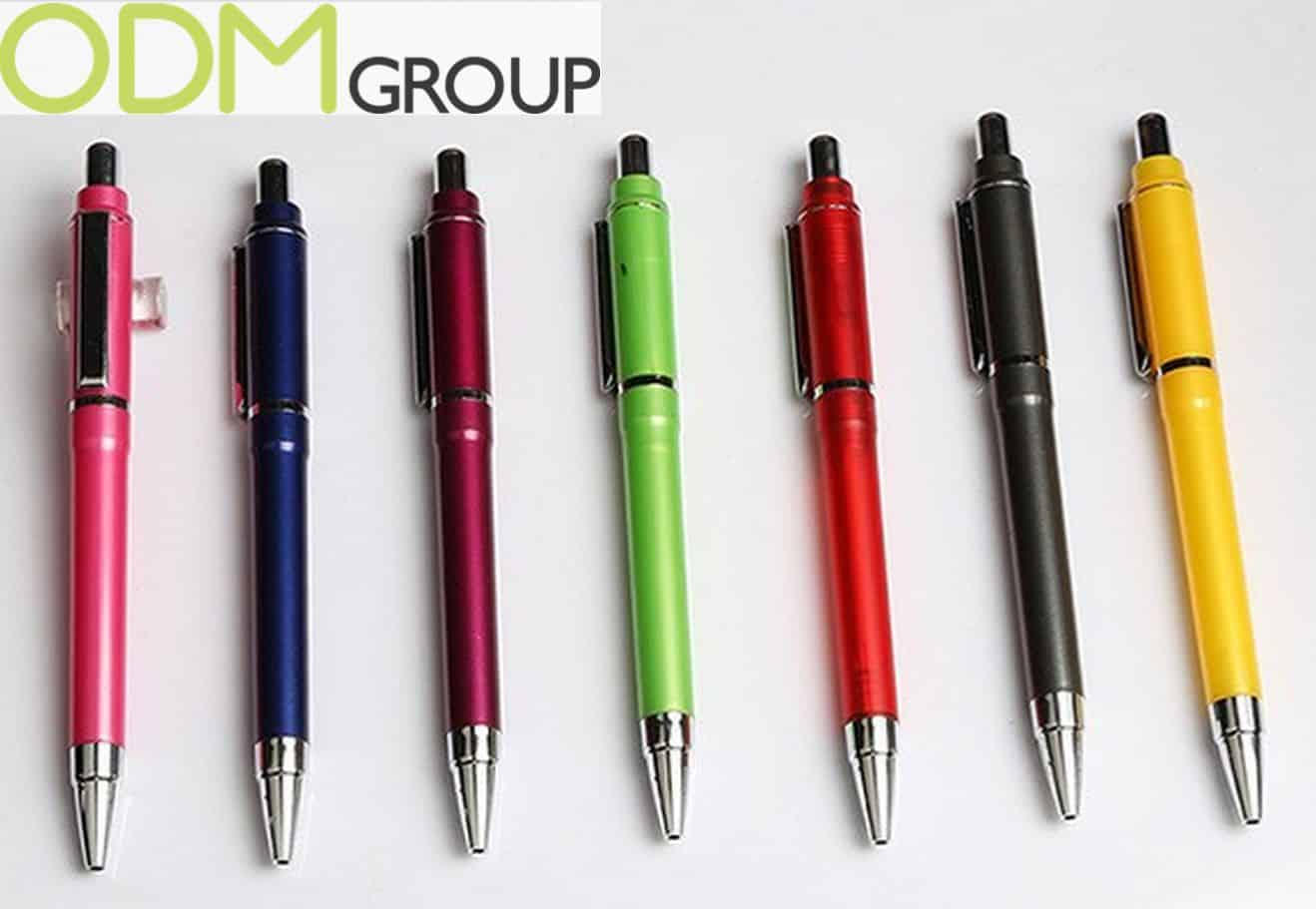 Storing Pens