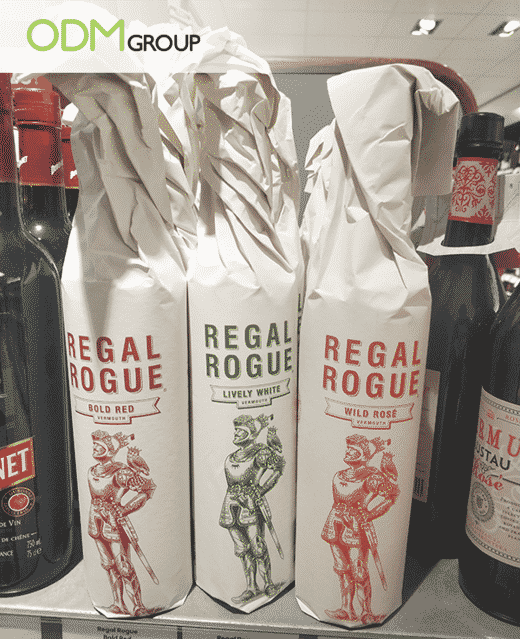 Tear Off Your Old Design And Unfold New Wine Packaging Trends
