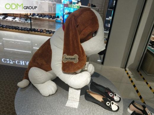 custom promotional mascot