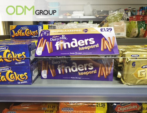 Sports Promotion Gift: Cadbury's Keeps Customers Hungry?