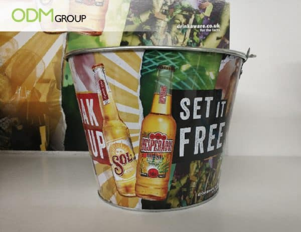 Custom Beer Bucket