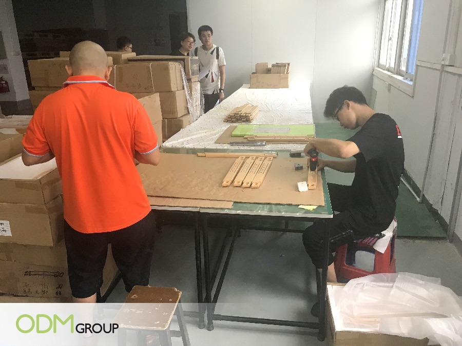 Making Products In China