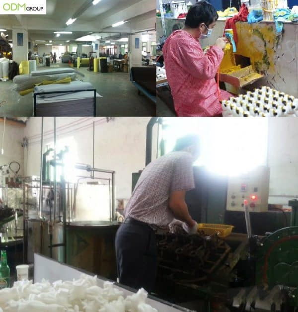Manufacture Products in China