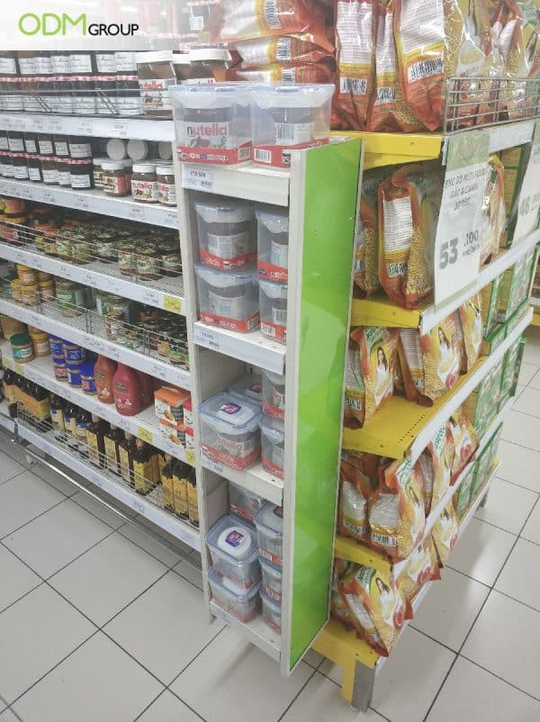 Promotional Food Containers