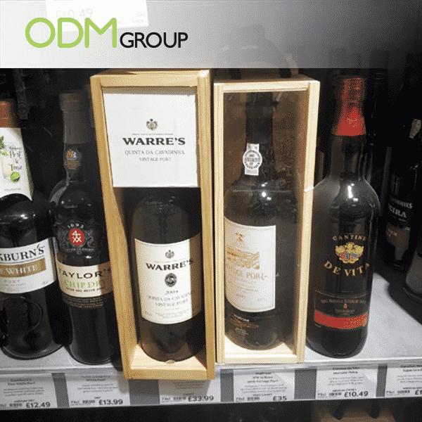 Promotional Wine Box