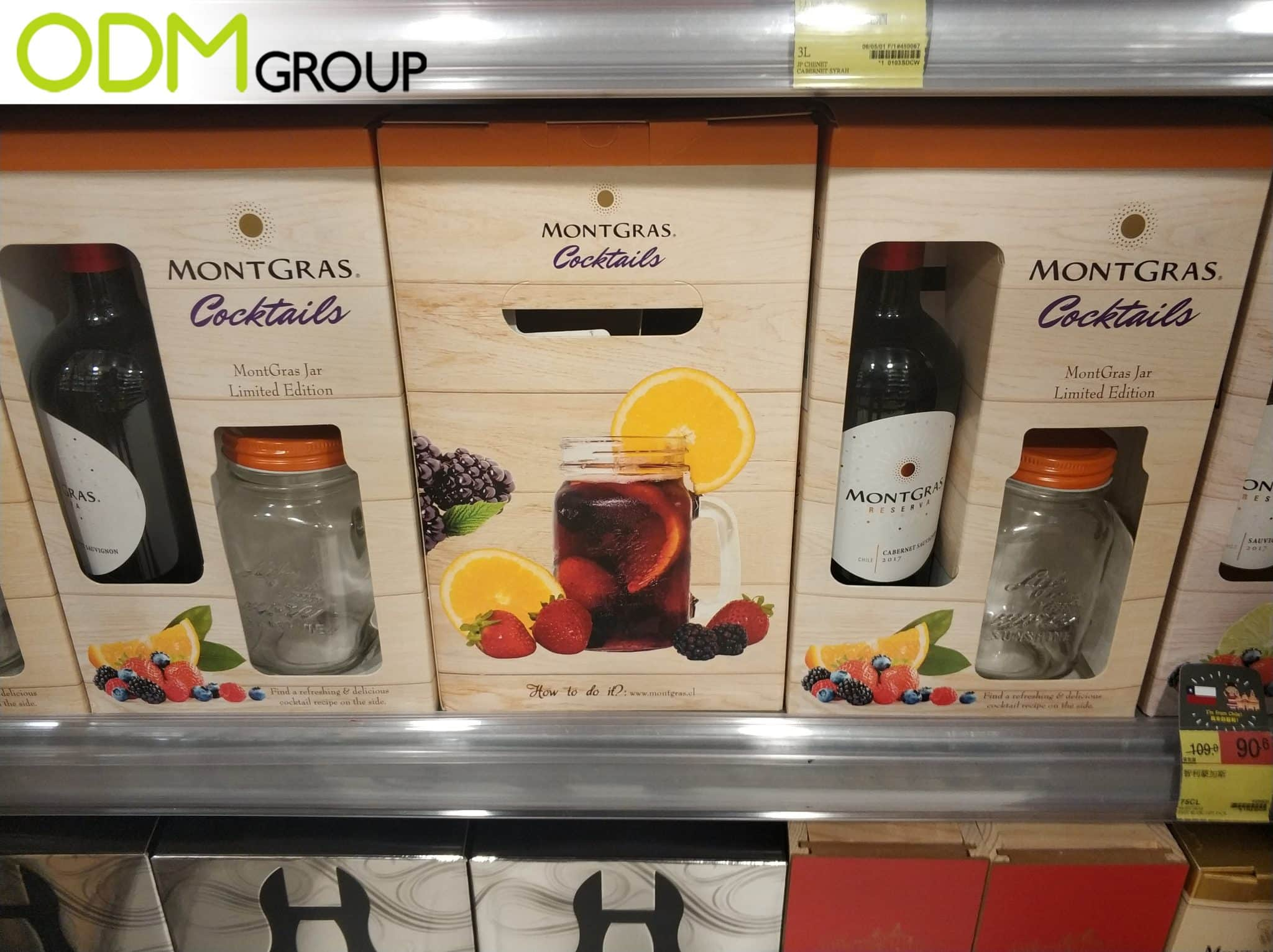 Branded Cocktail Set