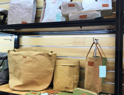Impress Shoppers with Custom Paper Bags for Business