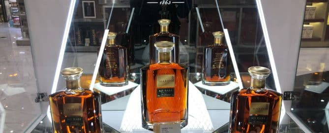 whiskey displays
