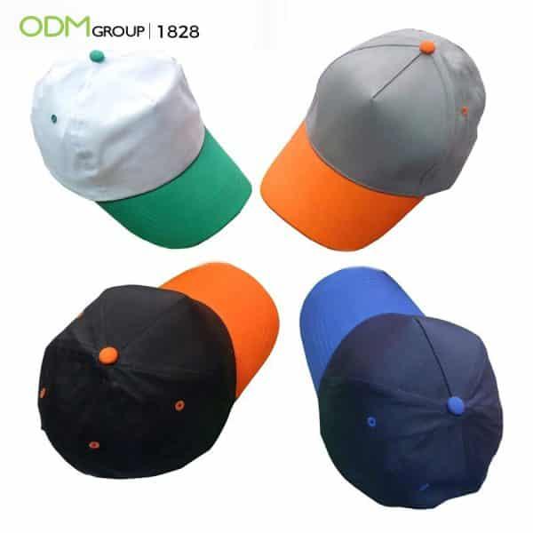 Custom Hats with Logo