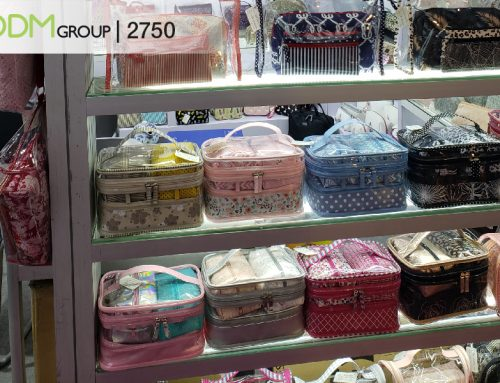 Promotional Beauty Product: Every Girl's Must-Have Toiletry Set!