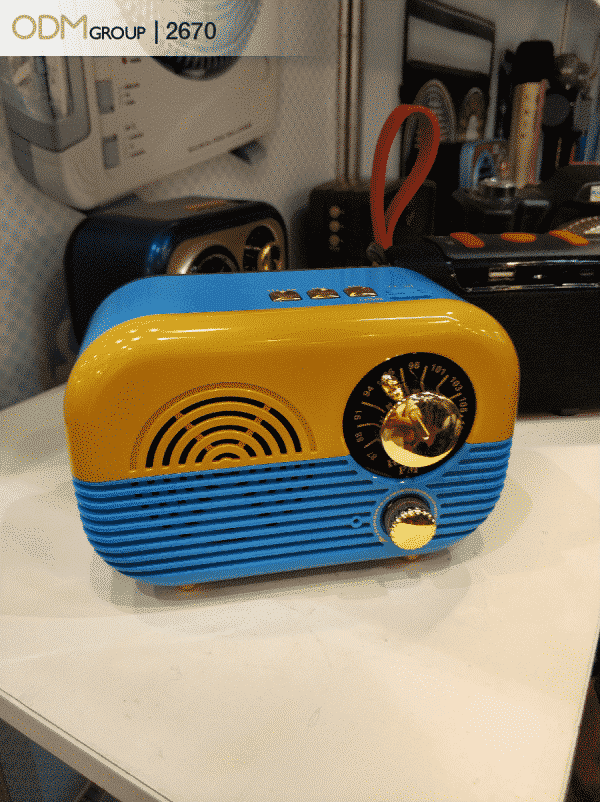 Branded Bluetooth Speakers
