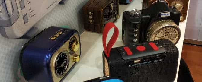 Branded Bluetooth Speakers