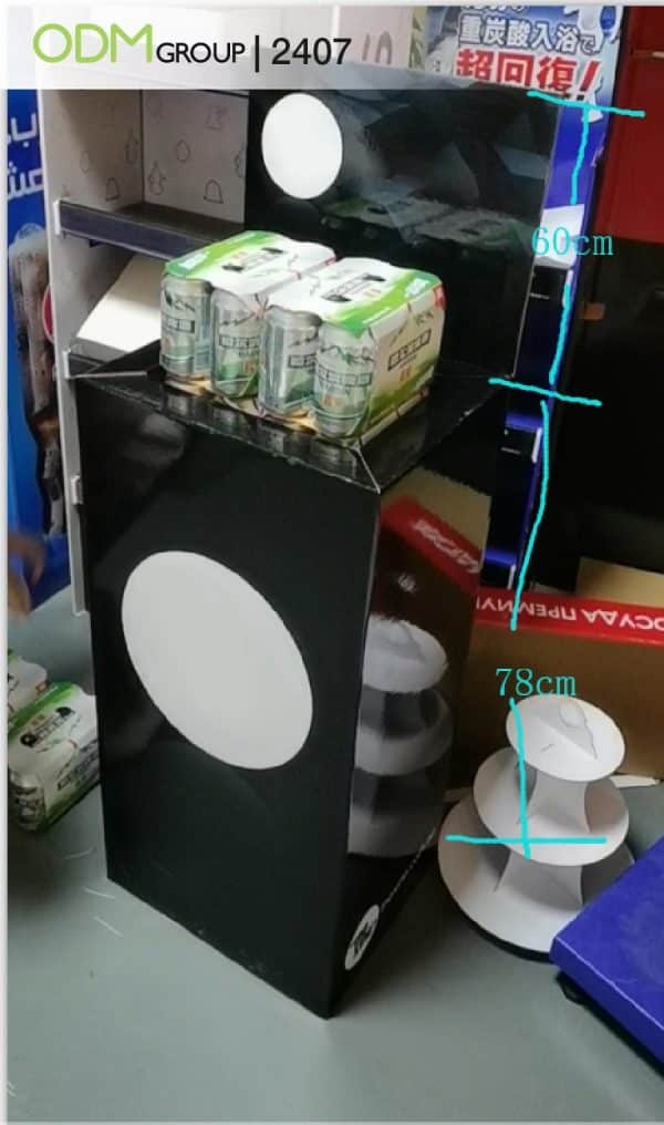 Interactive pos displays