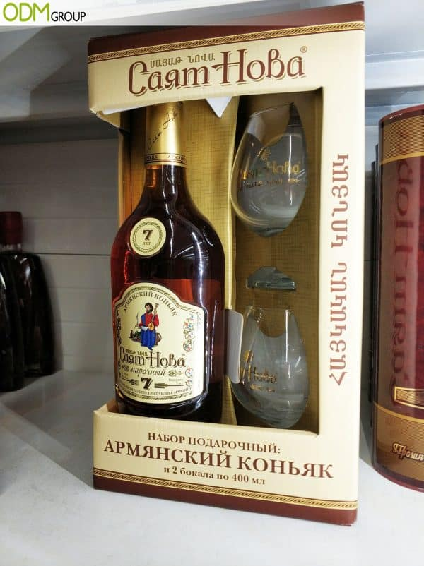 Branded Drinking Glasses