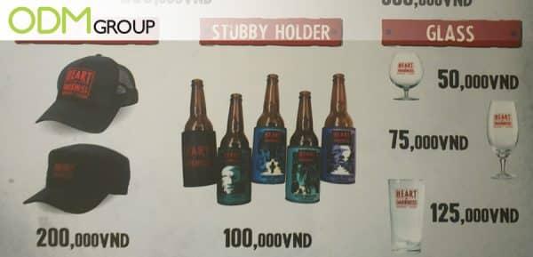 Brewery Merchandise