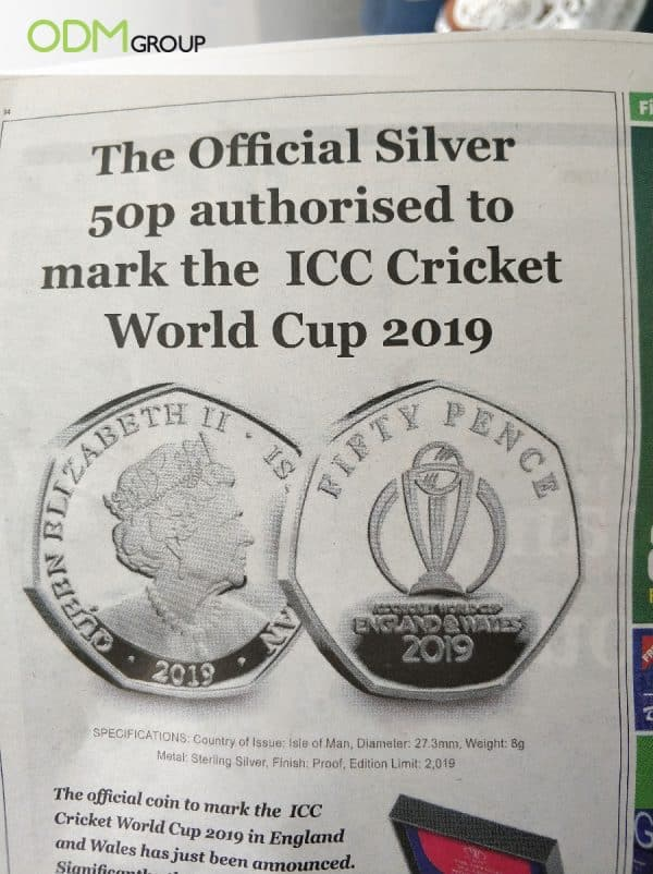 Logo Commemorative Coins
