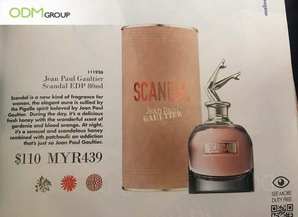 Custom Perfume Packaging