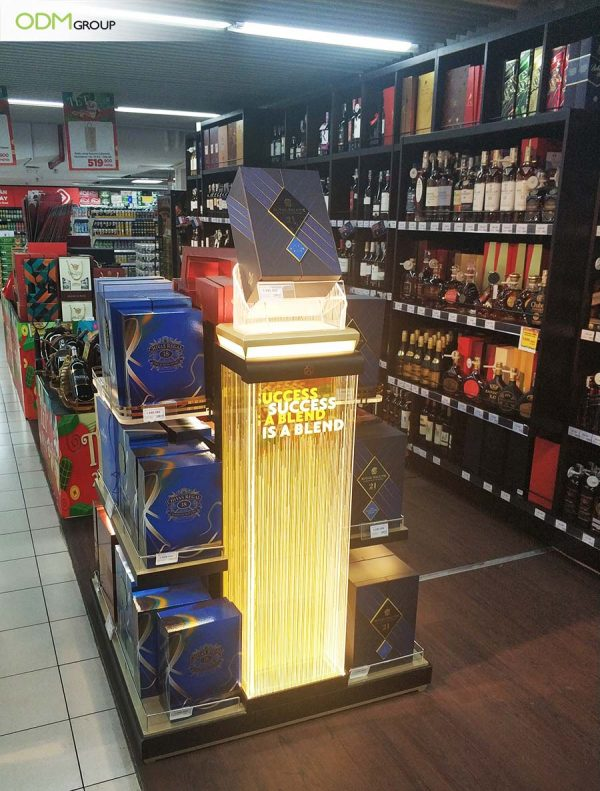 Point of Sale Advertising Display