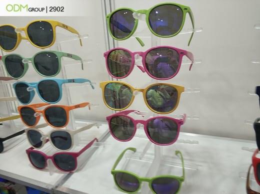 Custom Branded Sunglasses - Wheat Straw Fiber Sunglasses