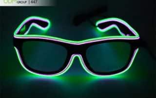 Custom Branded Sunglasses - LED Sunglasses