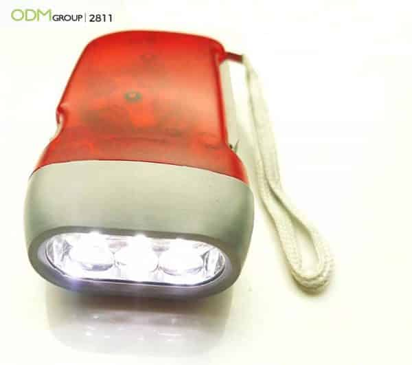 Custom Pandemic Kit - Emergency Kit - Hand Pressing Flashlight