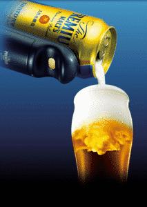 Branded Beer Foamer
